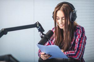 Voz y Locución para Periodistas